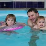 Dovolená Vysoèina - plavání