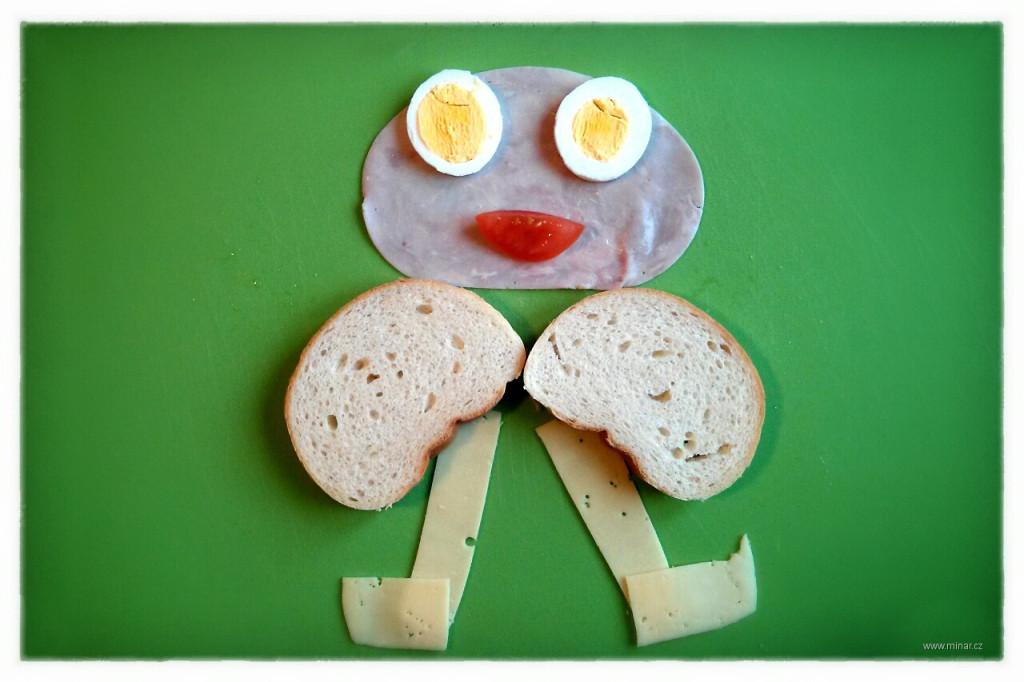 Hravá snídaně
